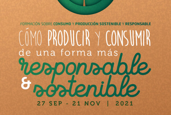 programa formativo consumo responsable
